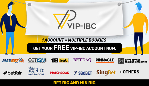 Get your free VIP-IBC account now!
